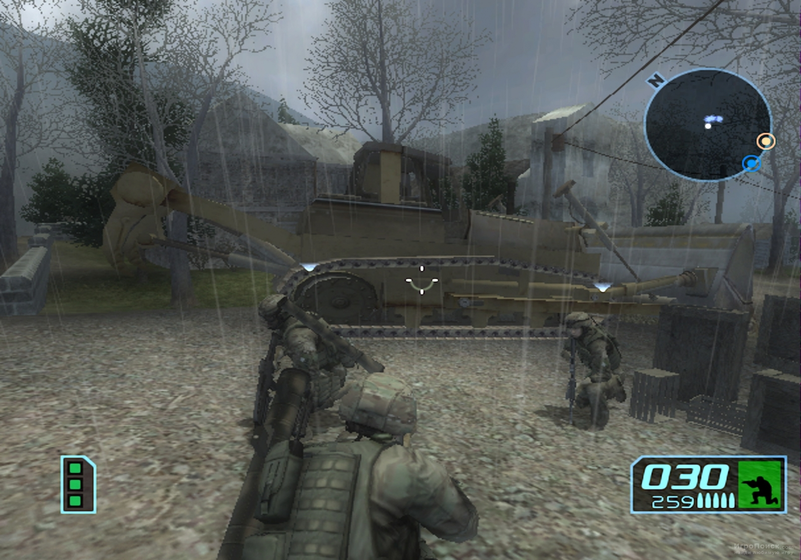 Скриншот к игре Tom Clancy's Ghost Recon 2: Summit Strike