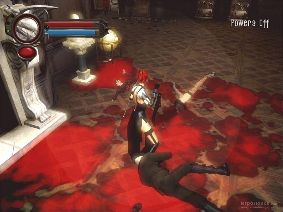 Скриншот к игре BloodRayne 2