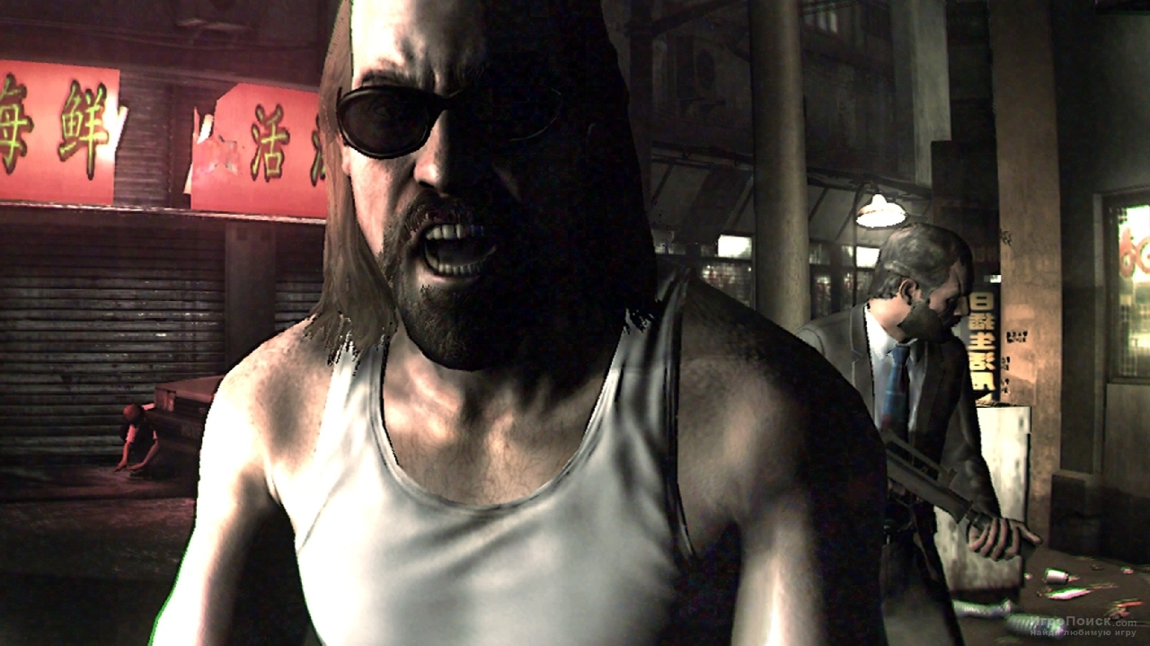 Скриншот к игре Kane and Lynch 2: Dog Days