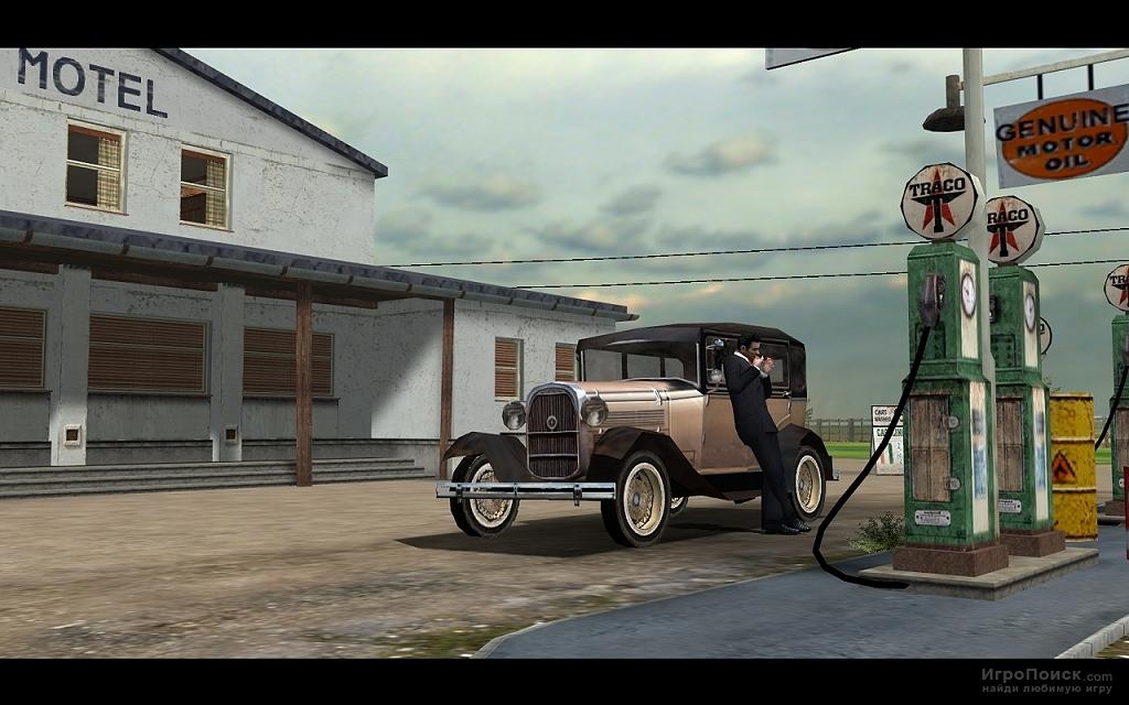 Скриншот к игре Mafia: The City of Lost Heaven