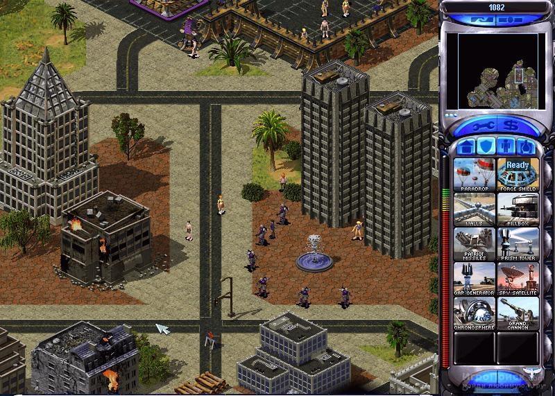 Скриншот к игре Command and Conquer: Yuri's Revenge