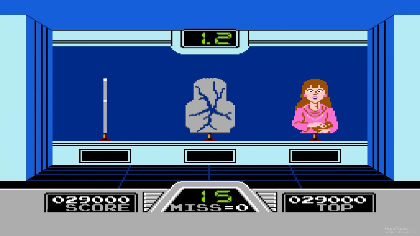 Скриншот к игре Hogan's Alley