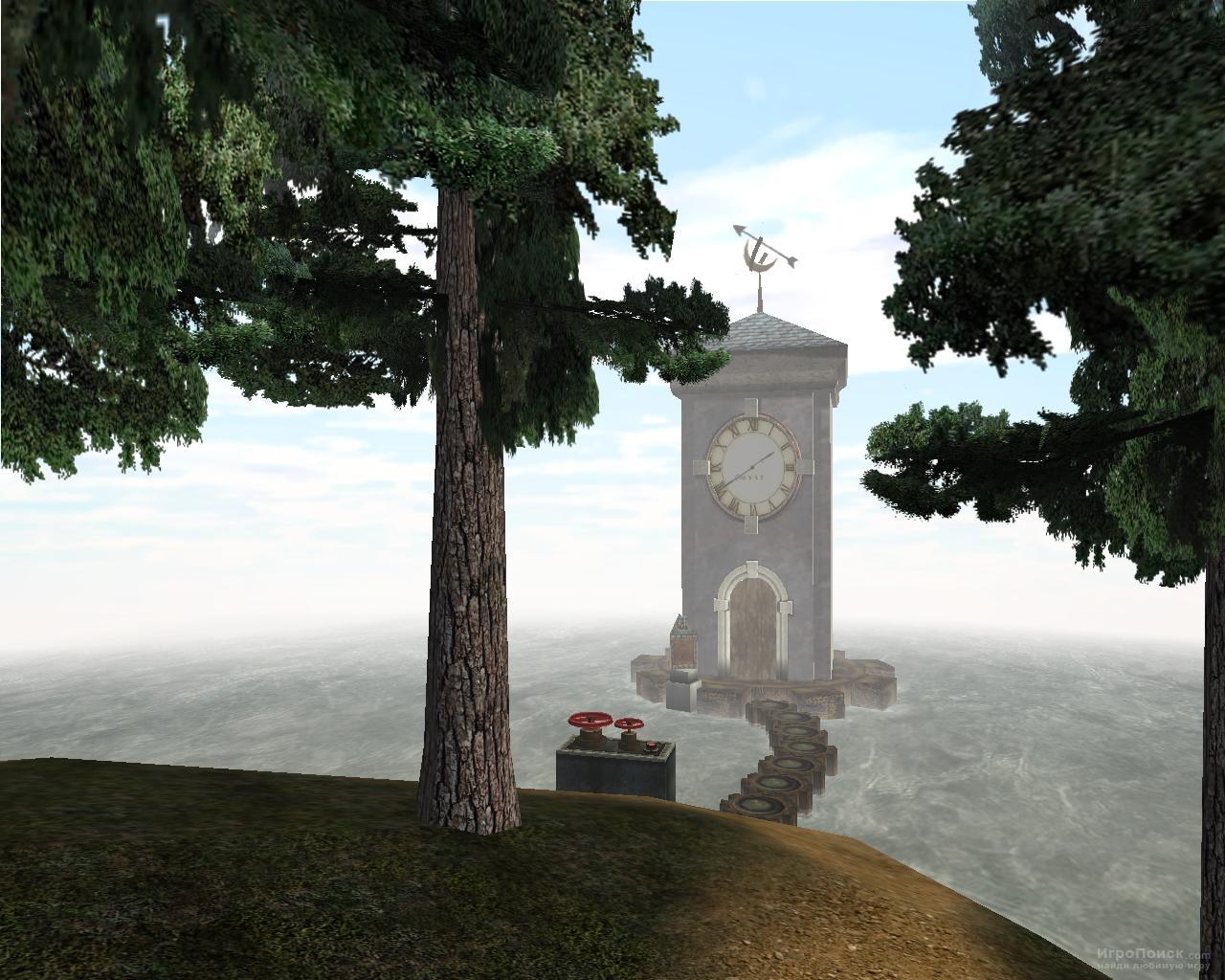 Скриншот к игре Real Myst: Interactive 3D Edition