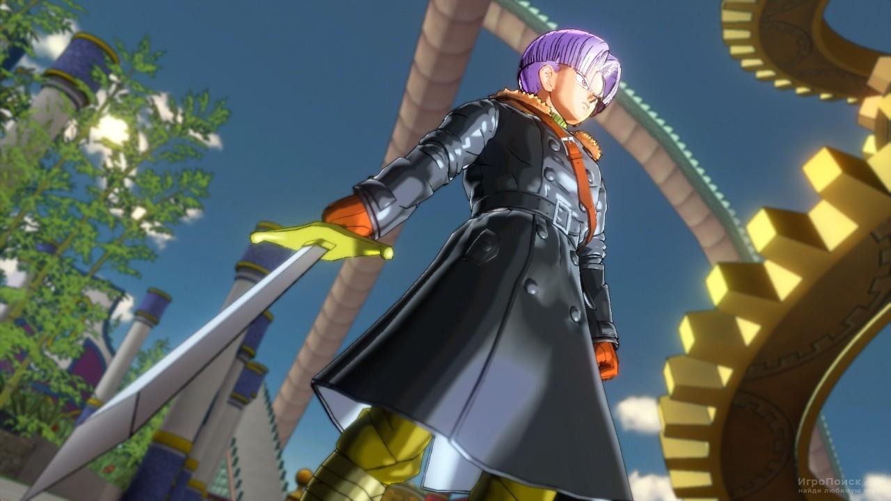 Скриншот к игре Dragon Ball Xenoverse