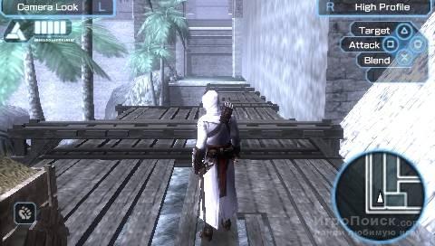 Скриншот к игре Assassin's Creed: Bloodlines