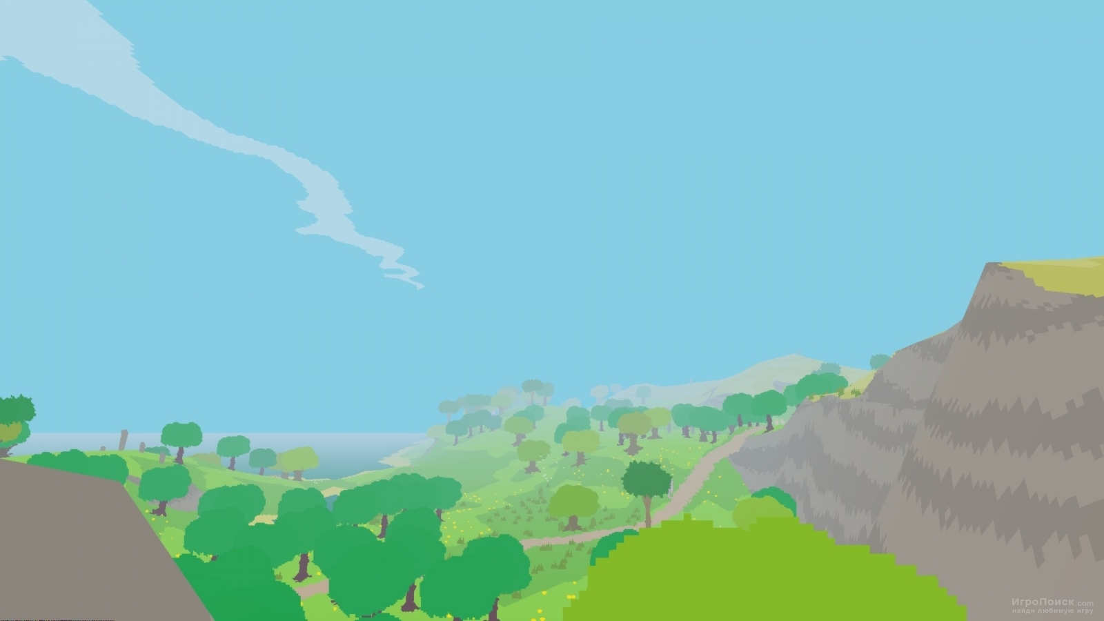 Скриншот к игре Proteus