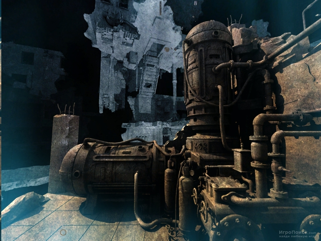 Скриншот к игре Sublustrum