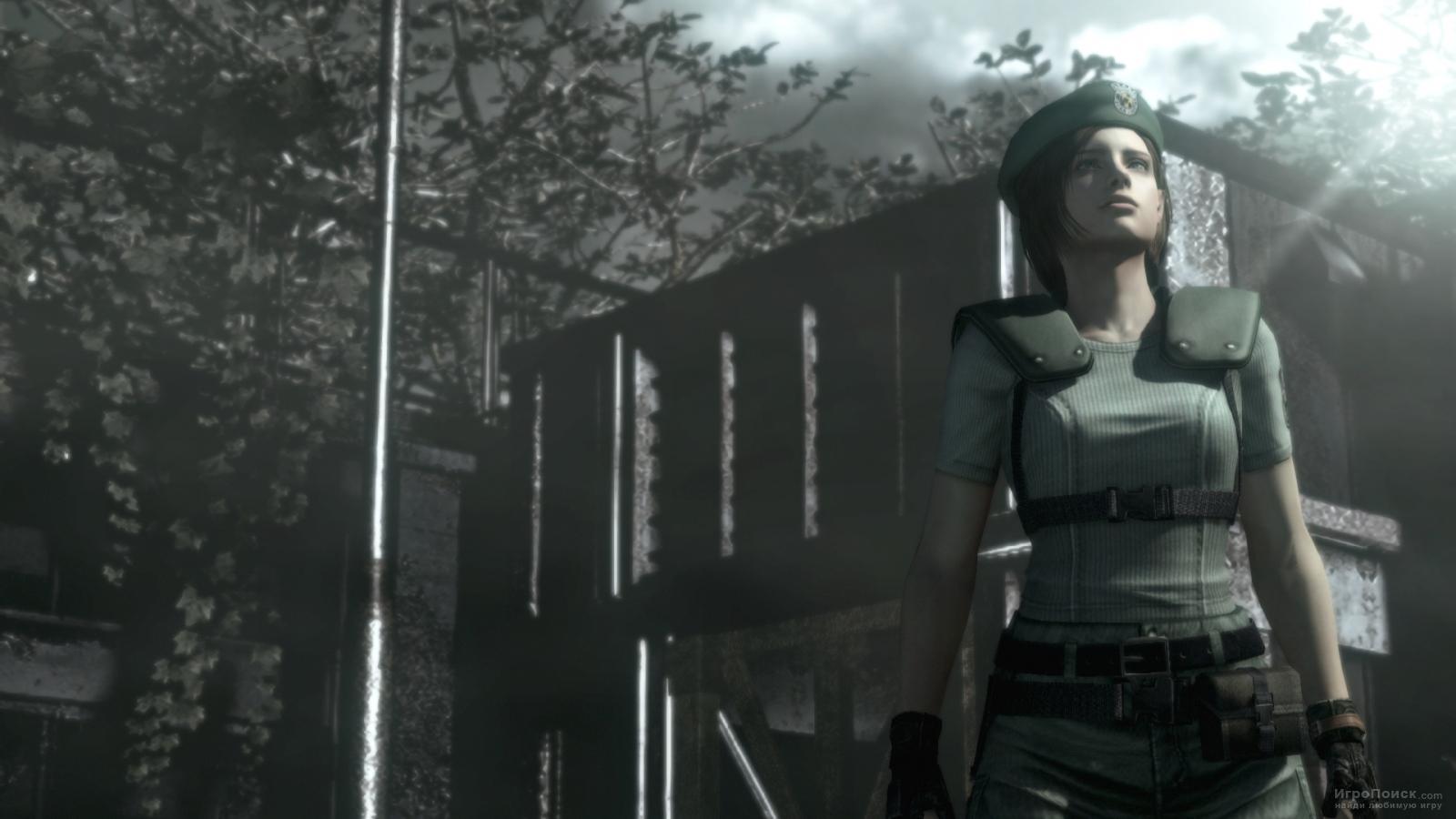 Скриншот к игре Resident Evil HD Remaster