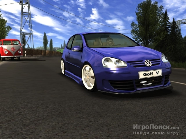 Скриншот к игре GTI Racing