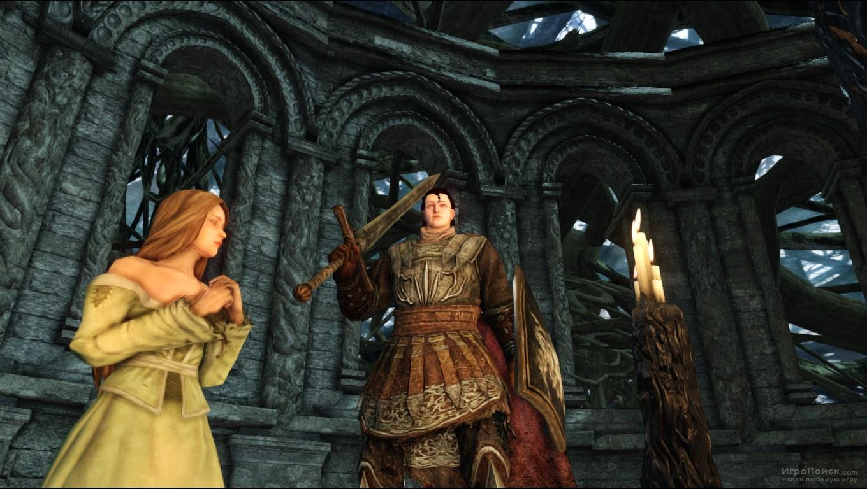Скриншот к игре Dark Souls II