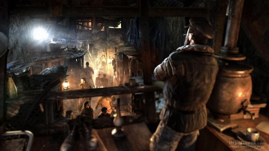 Скриншот к игре Metro: Last Light