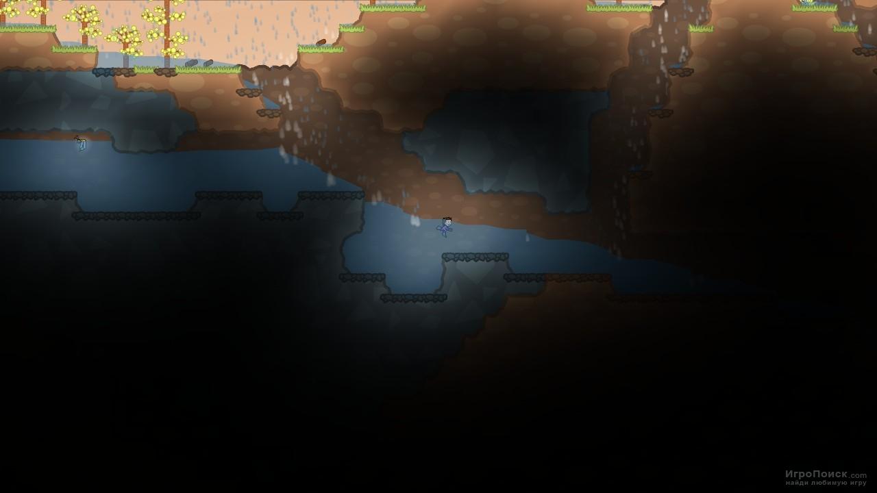 Скриншот к игре Dig or Die