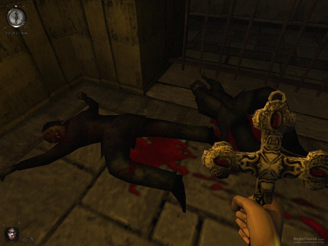 Скриншот к игре Nosferatu: The Wrath of Malachi