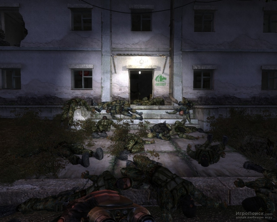 Скриншот к игре S.T.A.L.K.E.R.: Shadow of Chernobyl