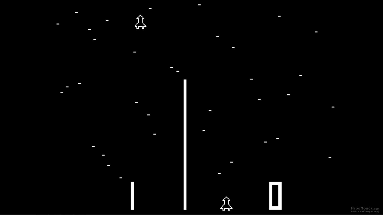 Скриншот к игре Space Race