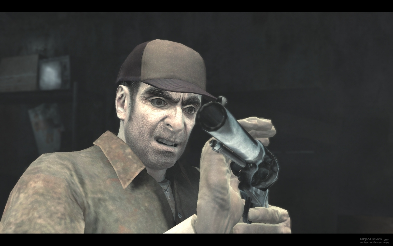 Скриншот к игре Silent Hill: Homecoming