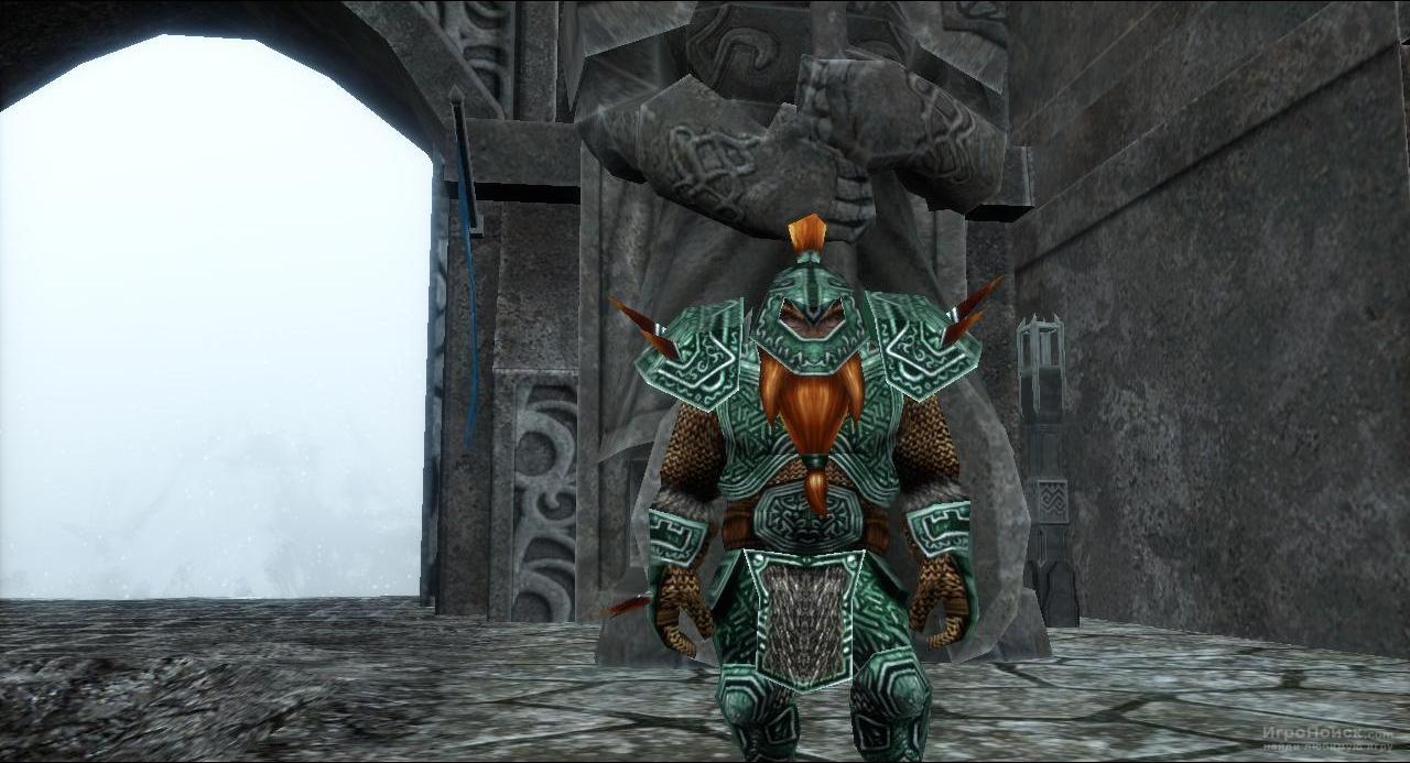 Скриншот к игре SpellForce 2: Dragon Storm