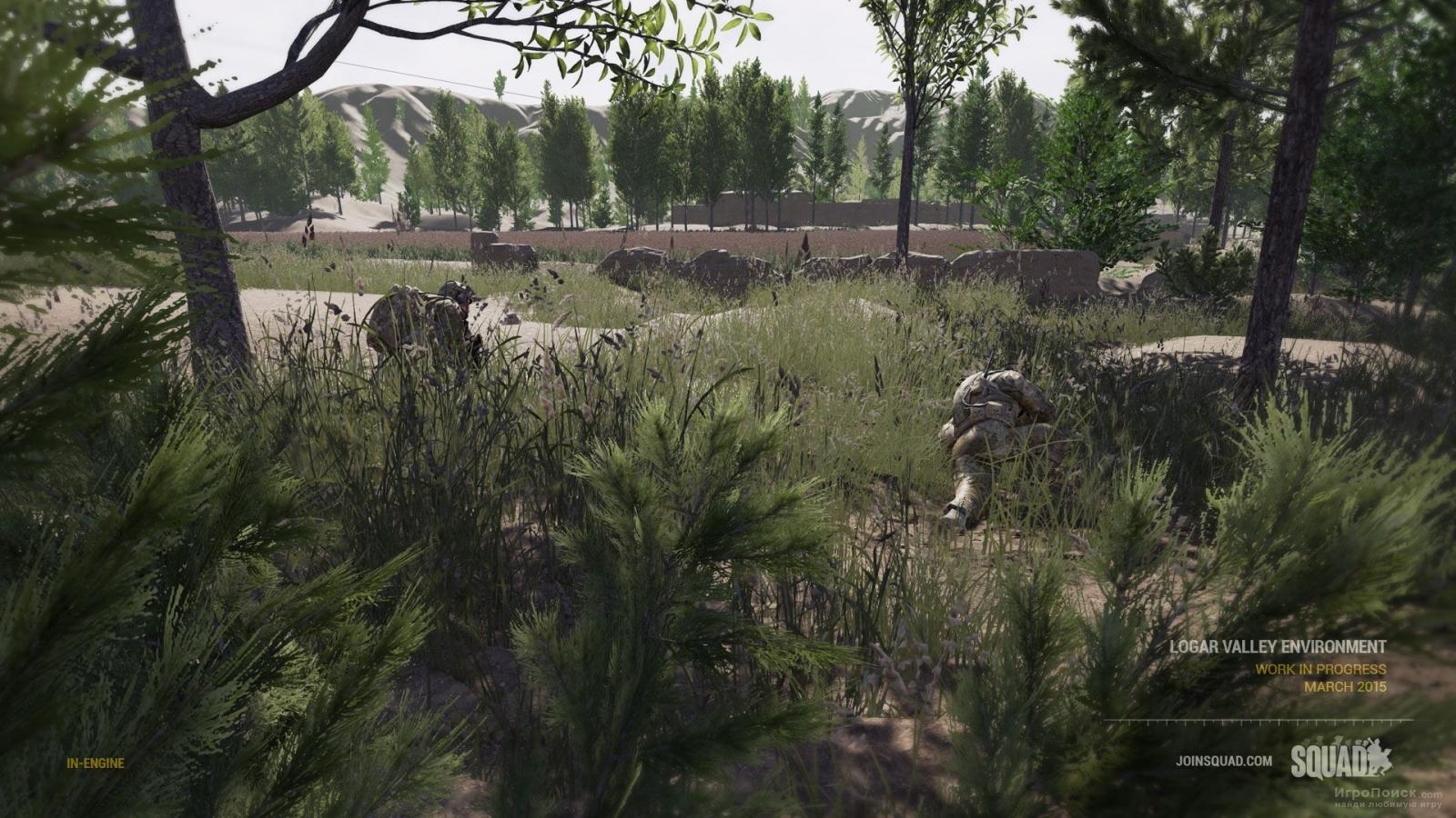 Скриншот к игре Squad