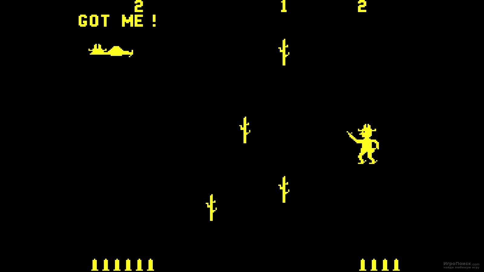 Скриншот к игре Gun Fight