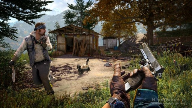 Скриншот к игре Far Cry 4