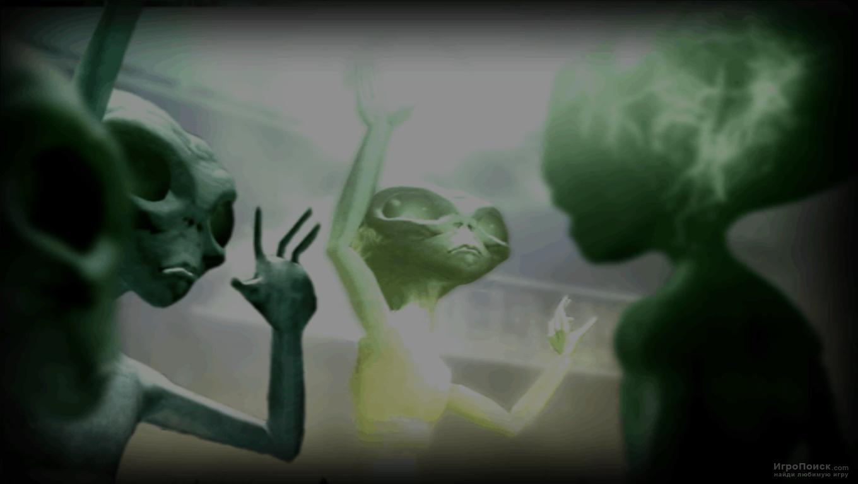 Скриншот к игре Area 51