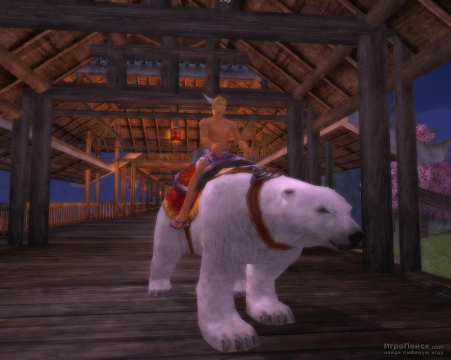 Скриншот к игре Perfect World