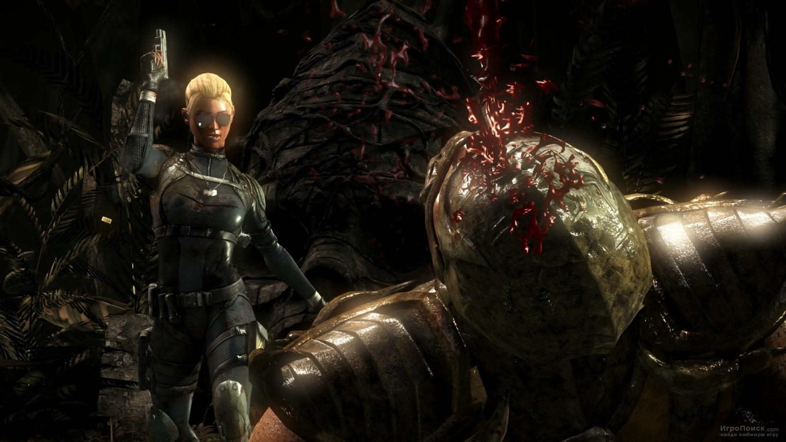 Скриншот к игре Mortal Kombat X