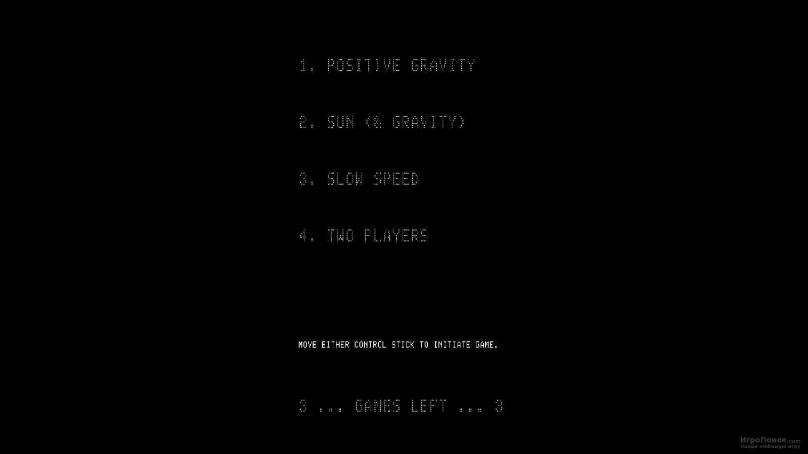 Скриншот к игре Galaxy Game