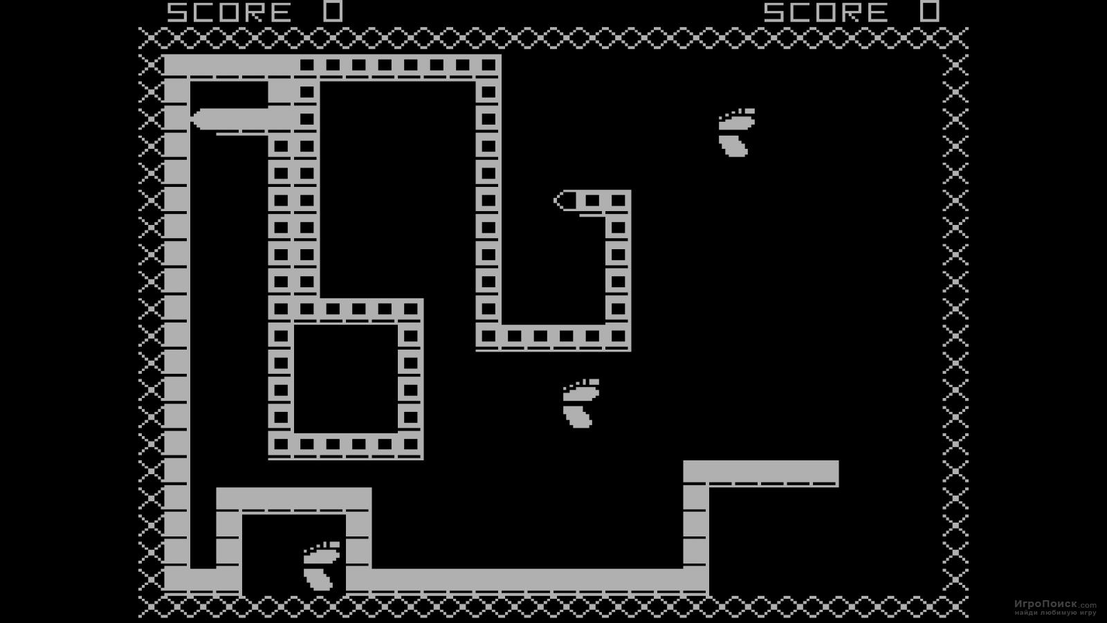 Скриншот к игре Bigfoot Bonkers