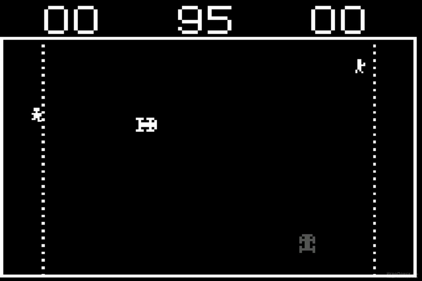 Скриншот к игре Death Race 1976