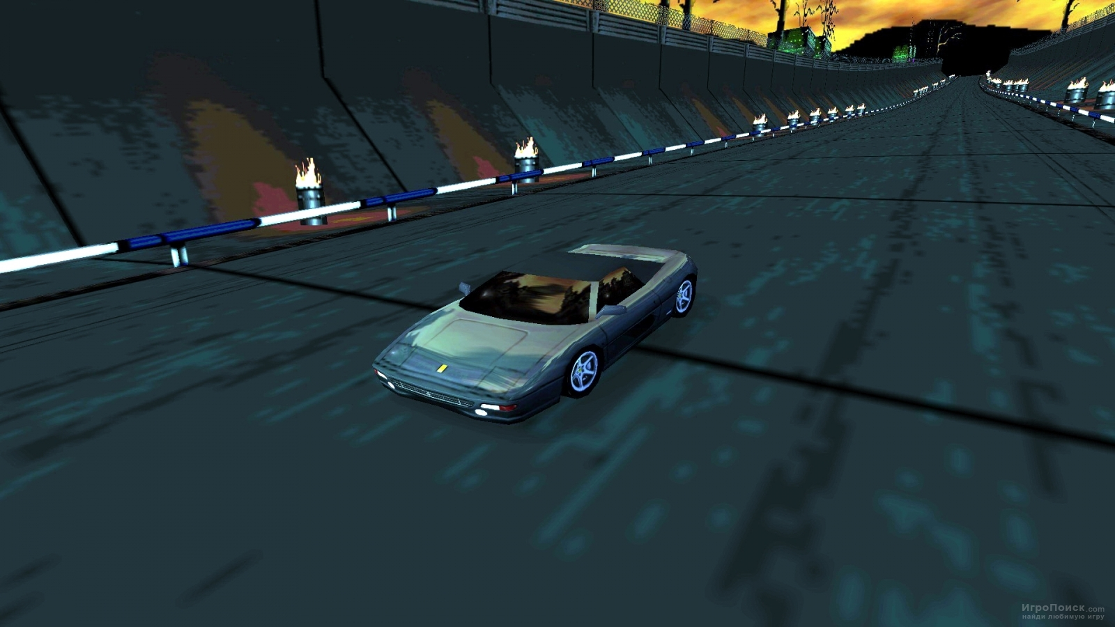 Скриншот к игре Need for Speed III: Hot Pursuit