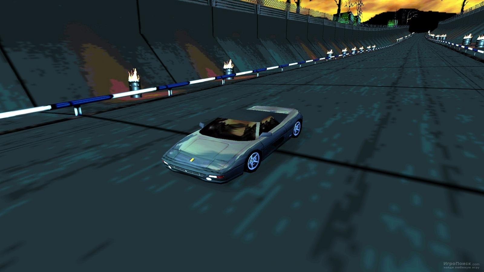 Скриншот к игре Need for Speed III: Hot Pursuit
