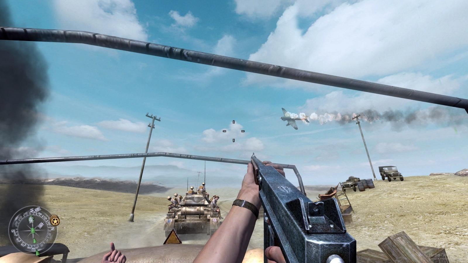 Скриншот к игре Call of Duty 2