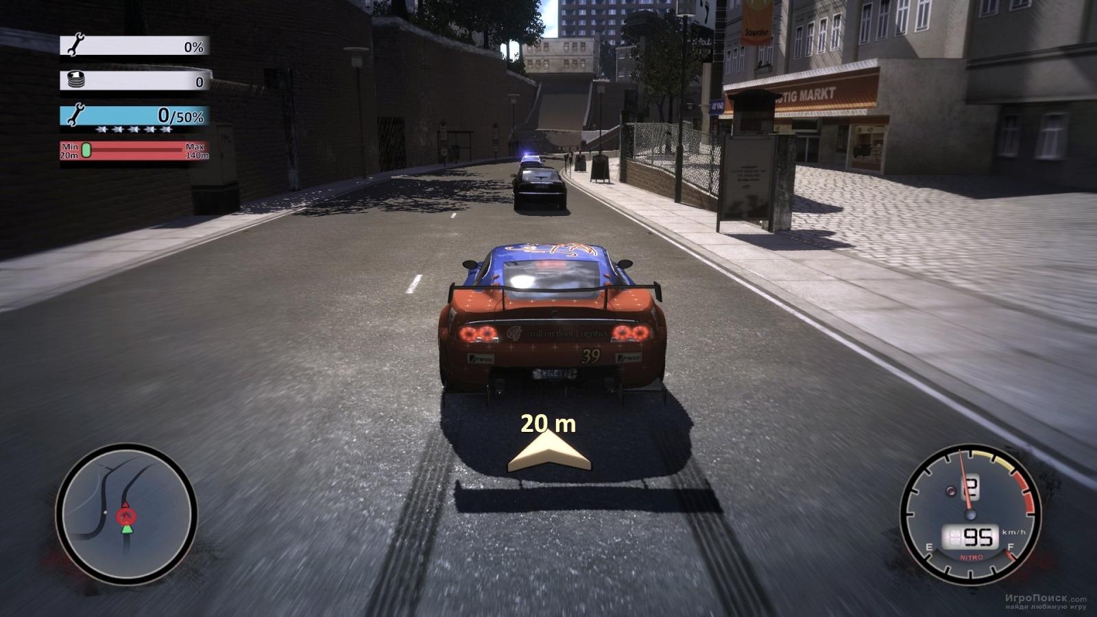 Скриншот к игре Alarm for Cobra 11: Highway Nights