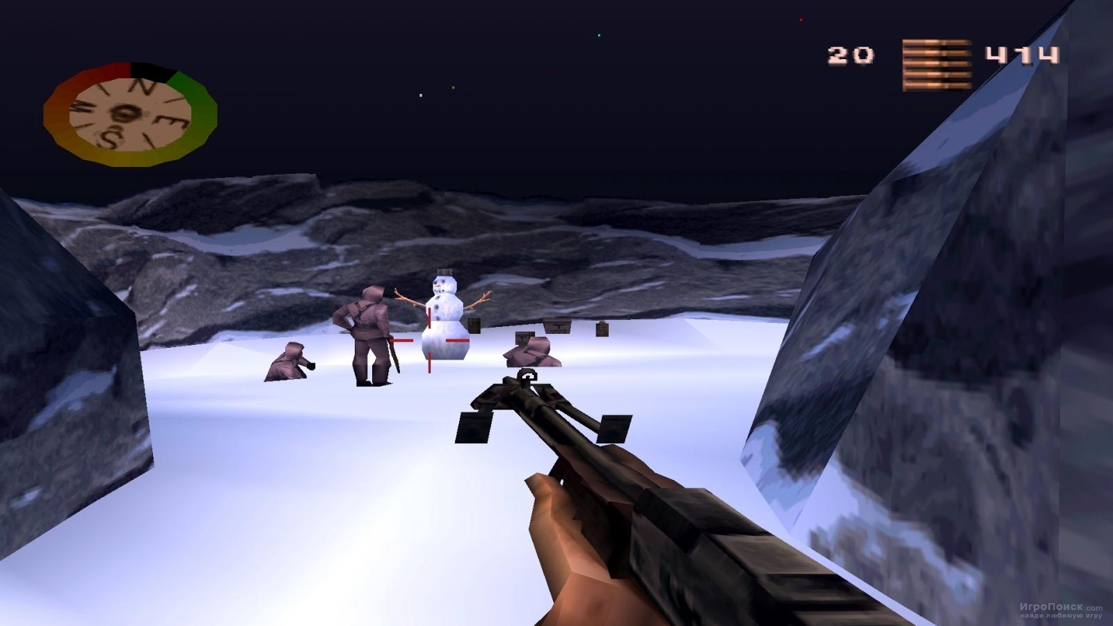 Скриншот к игре Medal of Honor