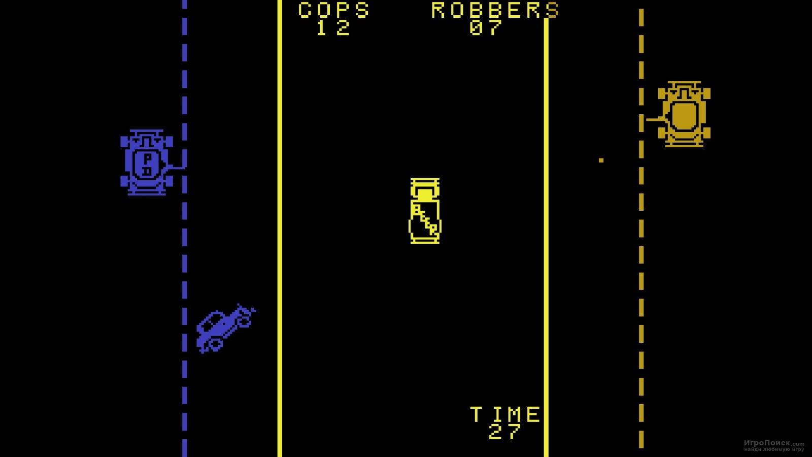 Скриншот к игре Cops 'n Robbers
