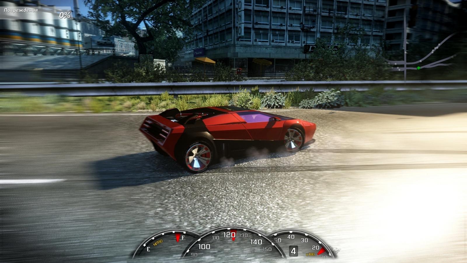Скриншот к игре Alarm for Cobra 11: Burning Wheels