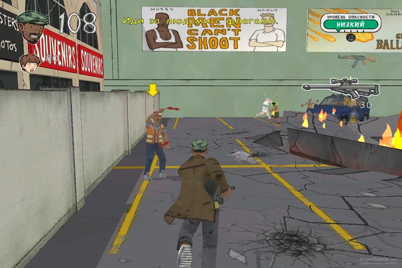Скриншот к игре American McGee presents: Bad Day L.A.