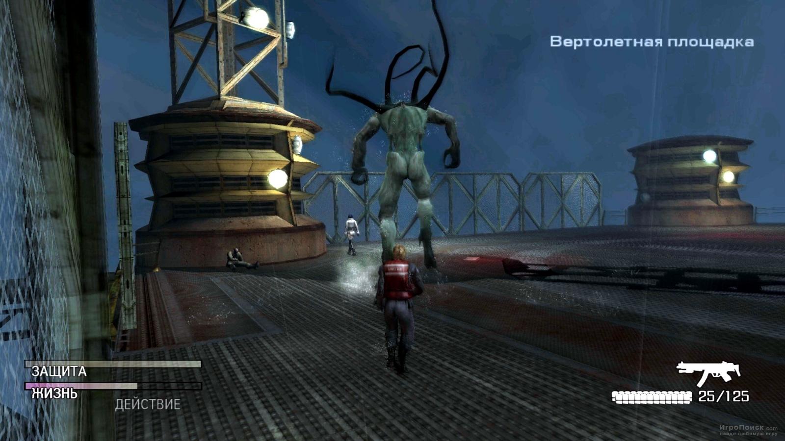 Скриншот к игре Cold Fear