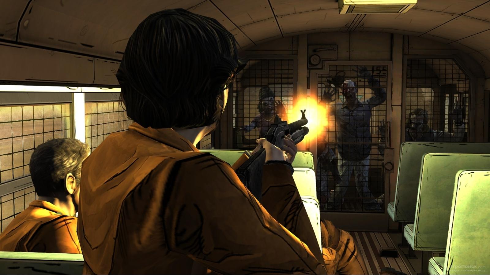 Скриншот к игре The Walking Dead: 400 days