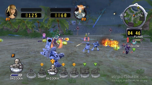 Скриншот к игре Battalion Wars 2