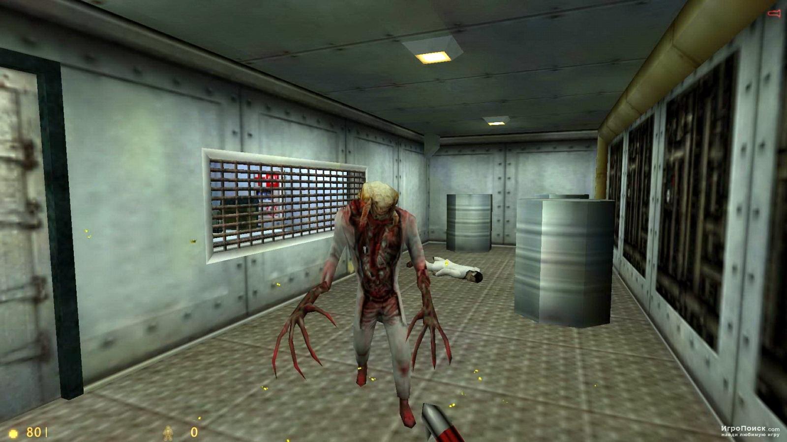 Скриншот к игре Half-Life