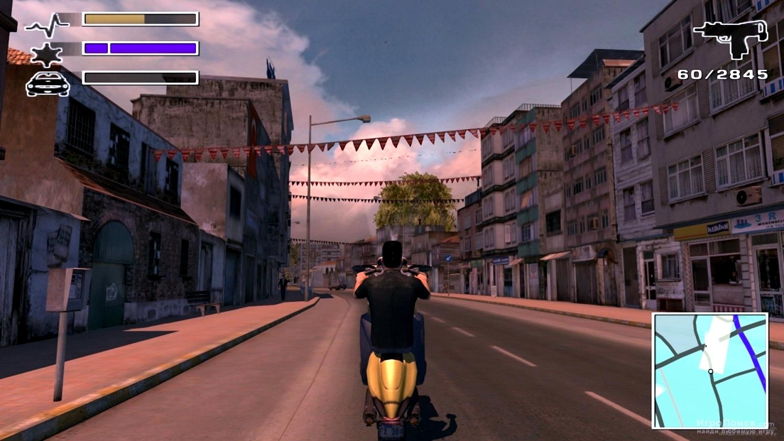 Скриншот к игре Driver 3
