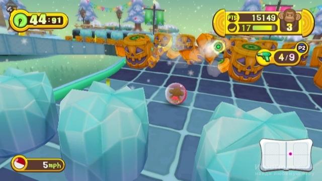 Скриншот к игре Super Monkey Ball: Step and Roll