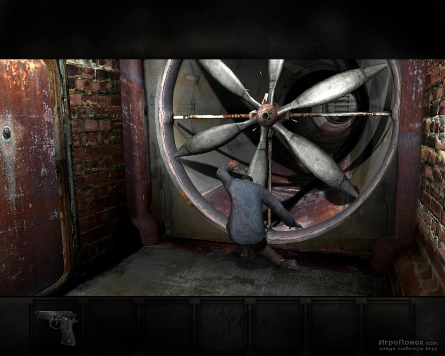 Скриншот к игре Overclocked: A History of Violence
