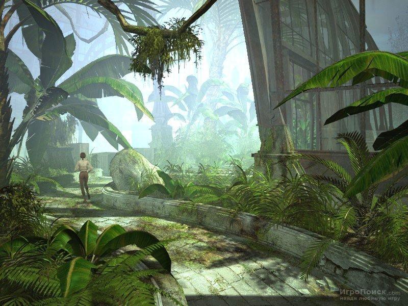 Скриншот к игре Syberia