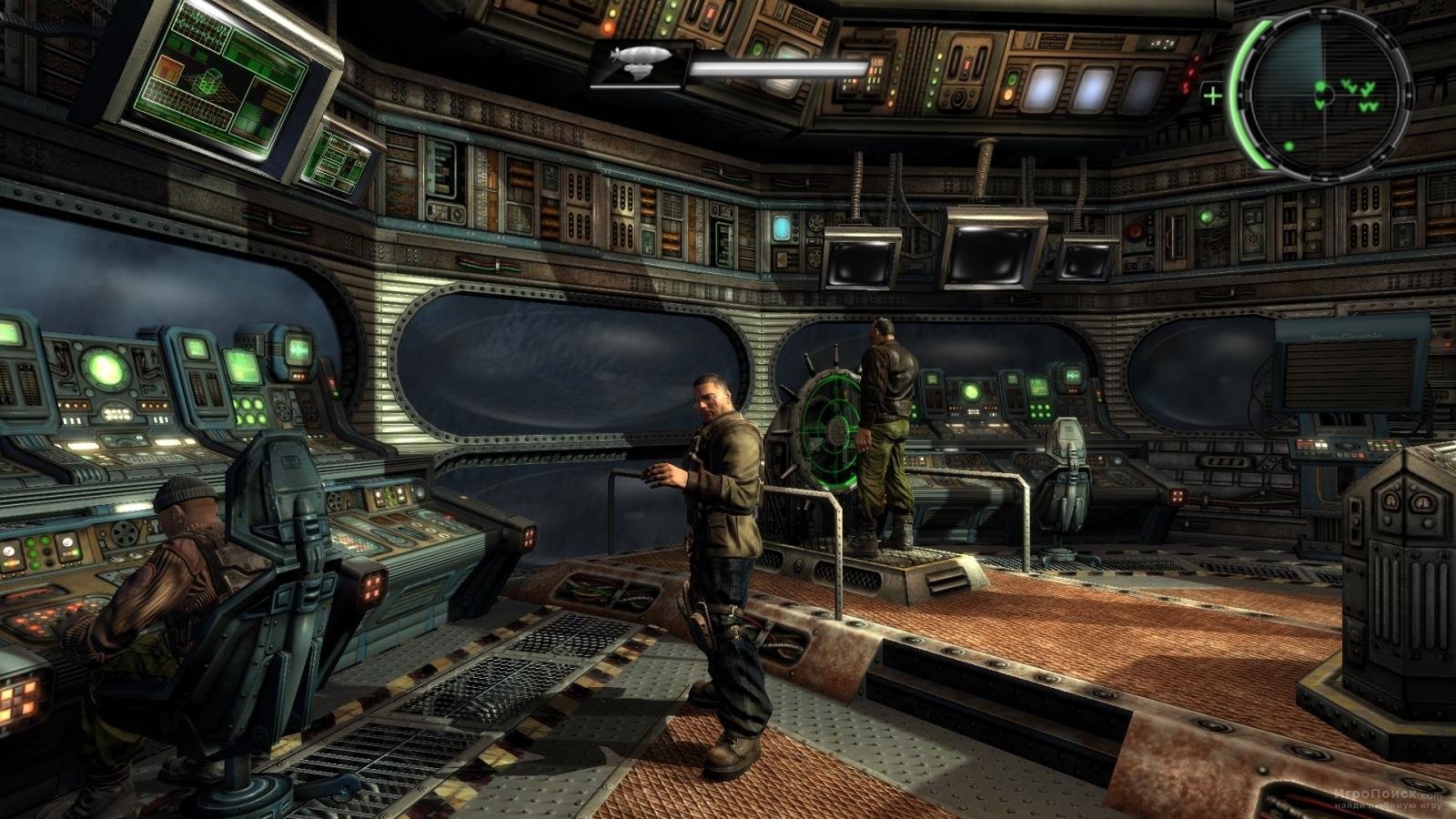 Скриншот к игре TimeShift