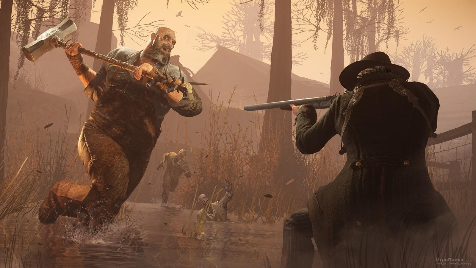 Скриншот к игре Hunt: Showdown