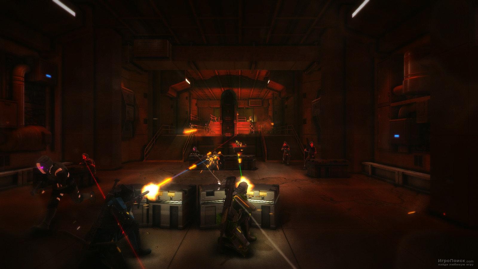 Скриншот к игре Hollowpoint