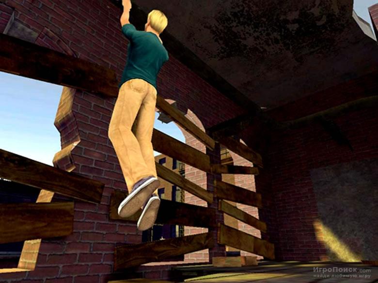 Скриншот к игре Broken Sword 4: The Angel of Death